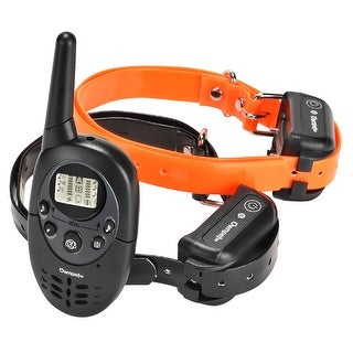 Ownpets Remote Dog Training Collar, Rechargeable and 100% Waterproof Dog Shock Collar For All Size Dogs,600 yards Range