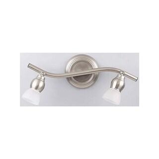 "Canarm IT1712 Lexington 2 Light 15"" Wide Bathroom Vanity Light (2 options available)"