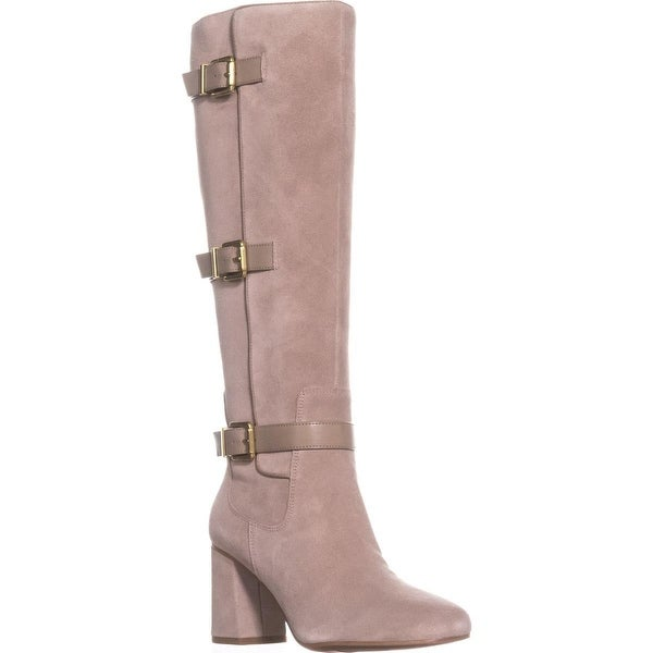 Franco Sarto Knoll Knee-High Boots, Cocco Suede - 6.5 us / 36.5 eu