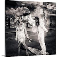 Kurt Klein Premium Thick-Wrap Canvas entitled North Las Vegas