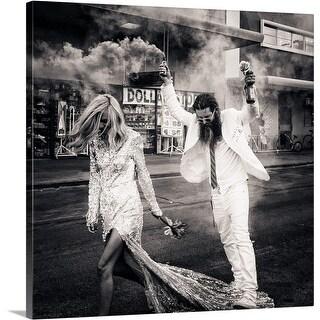 Kurt Klein Premium Thick-Wrap Canvas entitled North Las Vegas (5 options available)