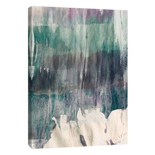 "PTM Images 9-105767  PTM Canvas Collection 10"" x 8"" - ""Raw Coast 1"" Giclee Abstract Art Print on Canvas"