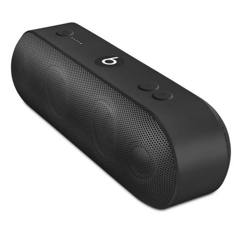Pill Plus Bluetooth Speaker Black