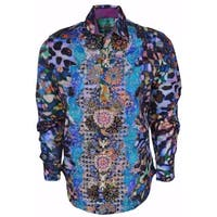 Robert Graham Classic Fit Marble Arch Numbered Ltd. Edition Sport Shirt 4XL