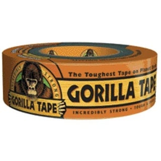 "Gorilla Glue 60035 Heavy Duty Duct Tape, 1-7/8"" x 105'"