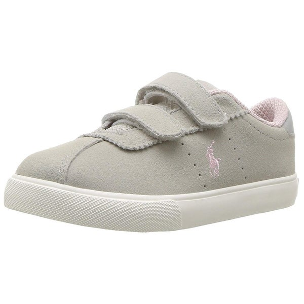 POLO Ralph Lauren Baby hadley ez Suede Slip On Sneakers