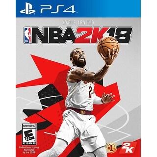 NBA 2K18 - PlayStation 4 (Refurbished)