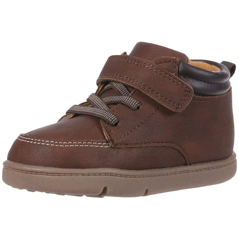 Carter's Kids Every Step Nikson-p Baby Boy's Walking Boot Fashion - 5.5