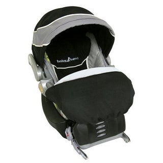 Baby Trend Flex Loc INFANT CAR SEAT, 5 Point Harness BABY CAR SEAT, Phantom