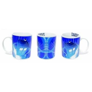 Doctor Who The Tardis Ceramic Coffee Mug