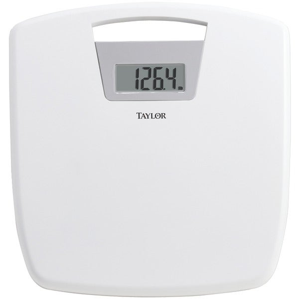 Taylor 70484012 Digital Scale With Antimicrobial Platform