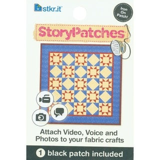 StoryPatches Iron On-
