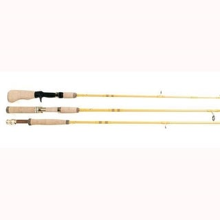 Eagle Claw Rod Featherlite Crappie/Fly 9' 2pc