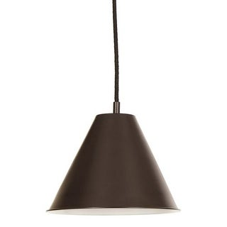 JVI Designs 1205 1 light Down Light Pendant from the Catamount collection