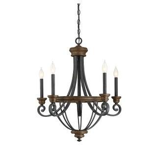 Savoy House 1-2050-5 Wickham 5 Light Chandelier