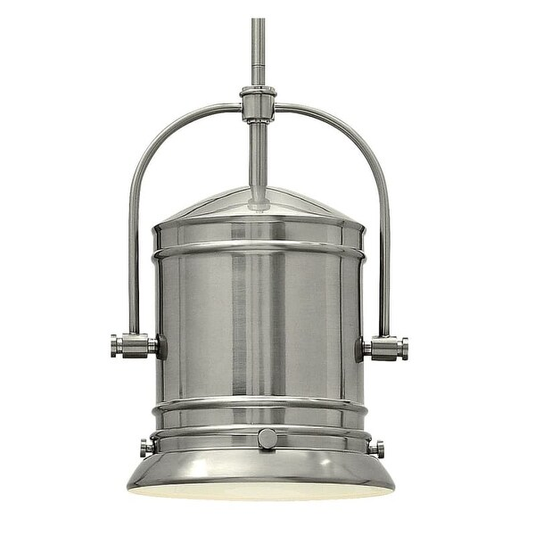 """Hinkley Lighting 3257 1 Light 14.5"""" Height Indoor Mini Pendant from the Pullman Collection"""