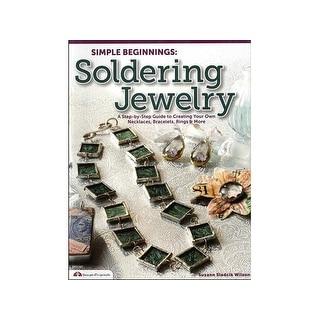 Design Originals Soldering Jewelry Bk