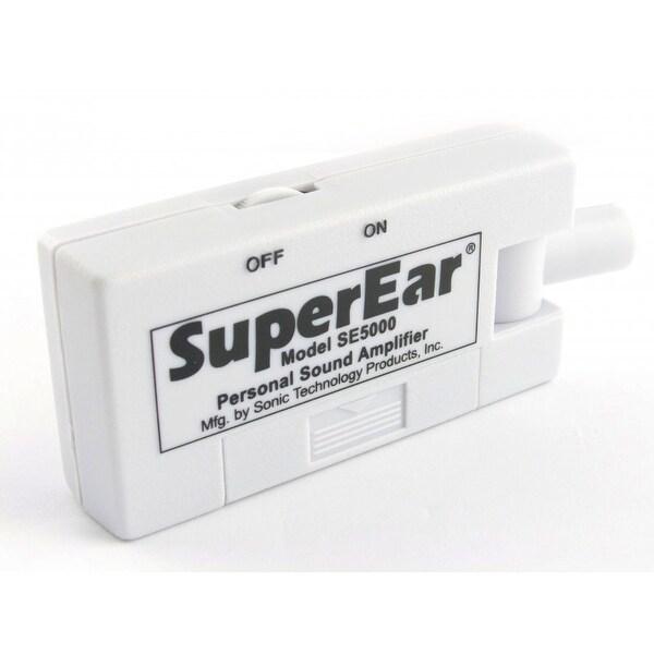 Spytec Ld-Se5000 Super Ear With Belt Clip & Sound Boom That Swivels 180 Degrees