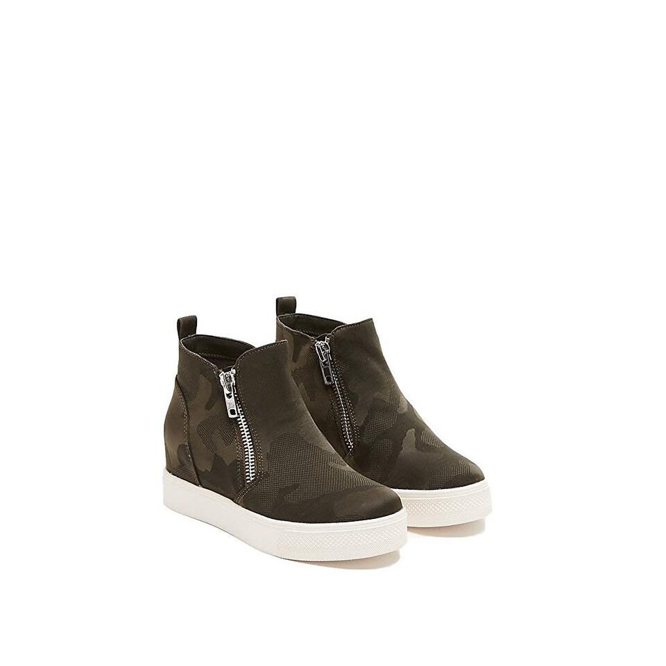 Wedgie Sneaker - Overstock - 25709135