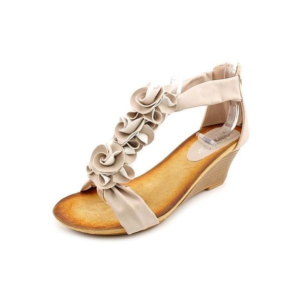 Patrizia By Spring Step Harlequin Women Beige Sandals