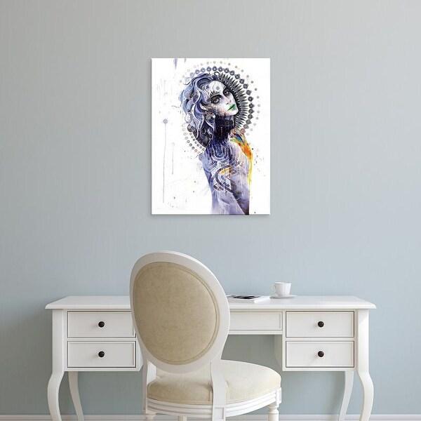 Easy Art Prints Minjae Lee's 'Faith' Premium Canvas Art