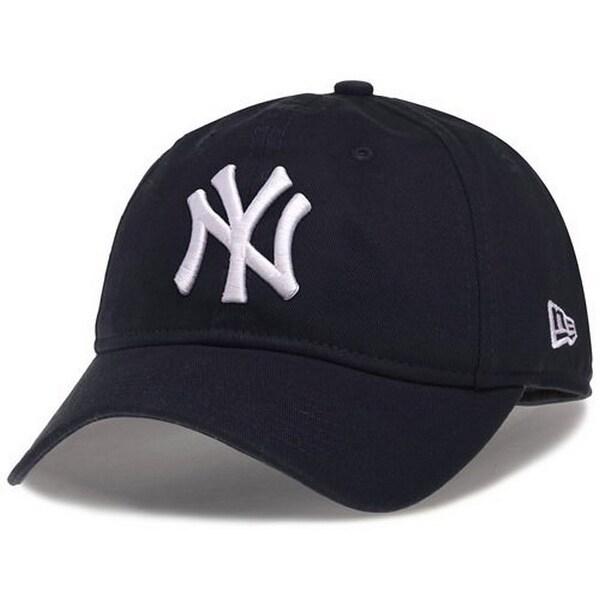 d47bf522c New Era Unisex Ny Yankees Core Classic 9Twenty Adjustable, Navy