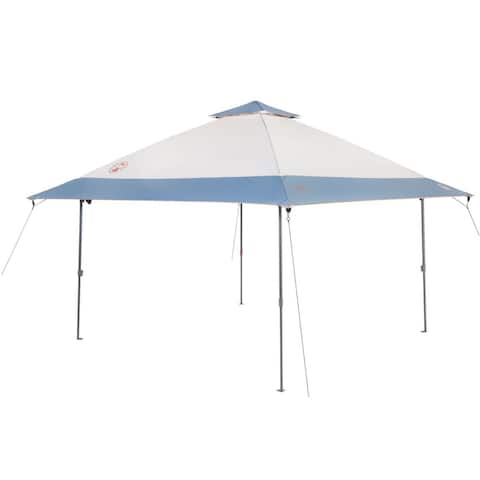 Coleman all night 13 x 13 instant lighted shelter 2000024319