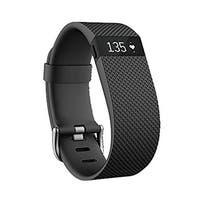 Fitbit Charge HR Wireless Heart Rate + Activity Wristband Small - Black