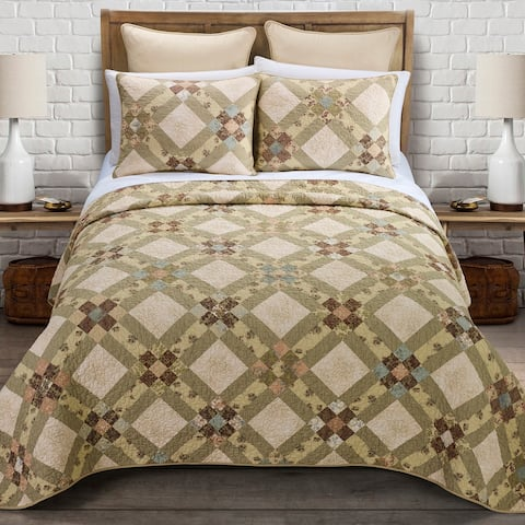 Donna Sharp Victorian Beauty Quilt Set