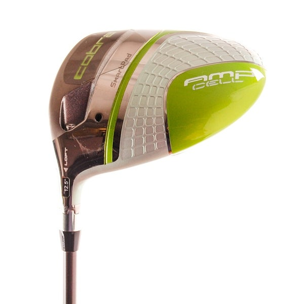 Womens Left Handed Golf Clubs >> Shop New Cobra Amp Cell Pearl Green Driver Ladies Flex