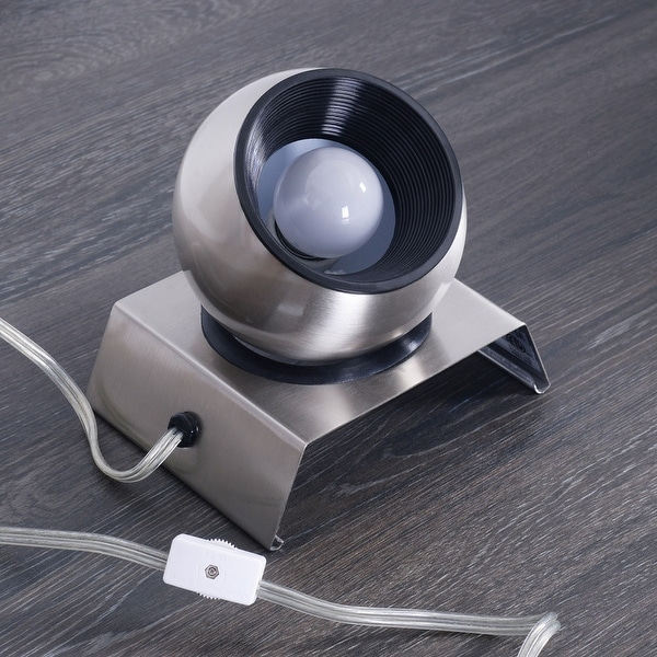 Gilmour Brushed Steel Indoor Spot Light. Opens flyout.