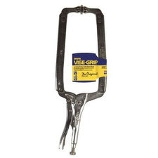 "Irwin 22 Locking ""C"" Clamp With 8"" Opening"