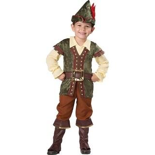 Toddler Robin Hood Halloween Costume
