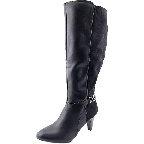 Karen Scott Haidar Women Black Boots