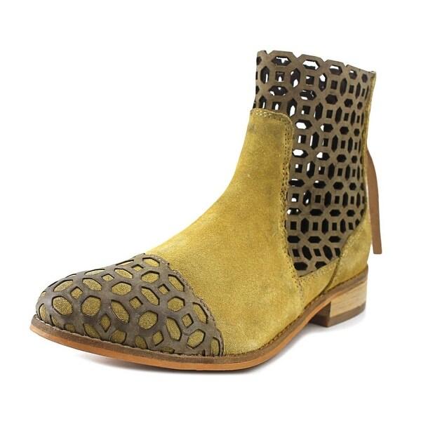 Rebels Villaroy Mustard Boots