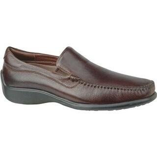 Neil M Men's Rome Walnut Waxed Leather