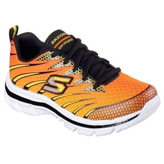 Skechers 95340 ORBK Boy's NITRATE Training