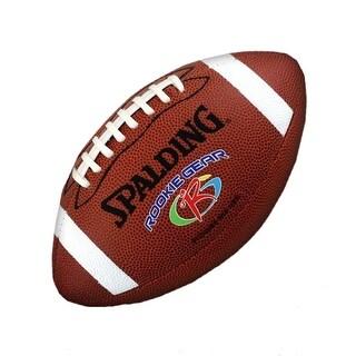 Spalding Rookie Gear PeeWee Football - Brown