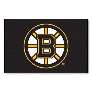 Boston Bruins Starter Mat