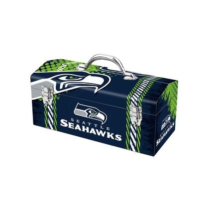 Sainty International 79-327 Seattle Seahawks Art Deco Tool Box