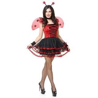 Adult Ladybug Cutie Costume