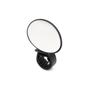 Link to Mini Rotaty Handlebar Mount Convex Rearview Mirror Black for Road Bike Bicycle Similar Items in Cycling Equipment
