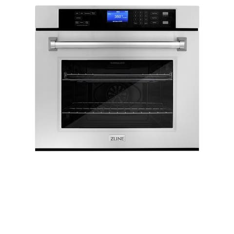 """ZLINE 30"""" Professional Single Wall Oven in Stainless Steel (AWS-30)"""