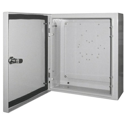 TerraWave 14x12x6 P/C Steel Enclosure with Solid Door