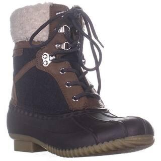 cba3e5b5c1e29 Tommy Hilfiger Rian2 Lace-Up Dock Boot Rain Boots