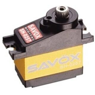 SAVOX SAVSH0257MG Super Speed Metal Gear Micro Digital Servo