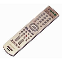 OEM Sony Remote Control Originally Supplied With: KDP57WS655, KDP-57WS655