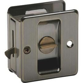 Schlage Ab Priv Pocket Door Pull