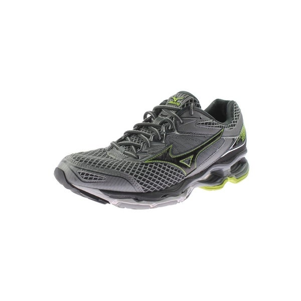 26df8b74df81 Shop Mizuno Mens Wave Creation 18 Running Shoes Fitness Performance ...