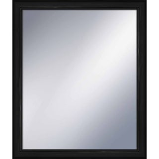 PTM Images 5-1279 23-1/2 Inch x 19-1/2 Inch Rectangular Framed Mirror - N/A